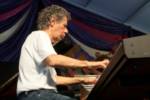 Chick Corea/courtesy Erika Goldring